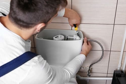 Toilet Repair Bellaire TX